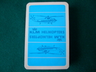 KLM HELICOPTERS CARDS
